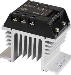 autonics srh2 srh3 series three phase solid state relays integrated heatsink type  [ 1024 x 768 Pixel ]