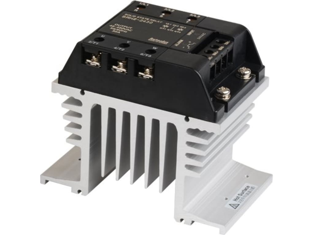 hight resolution of autonics srh2 srh3 series three phase solid state relays integrated heatsink type
