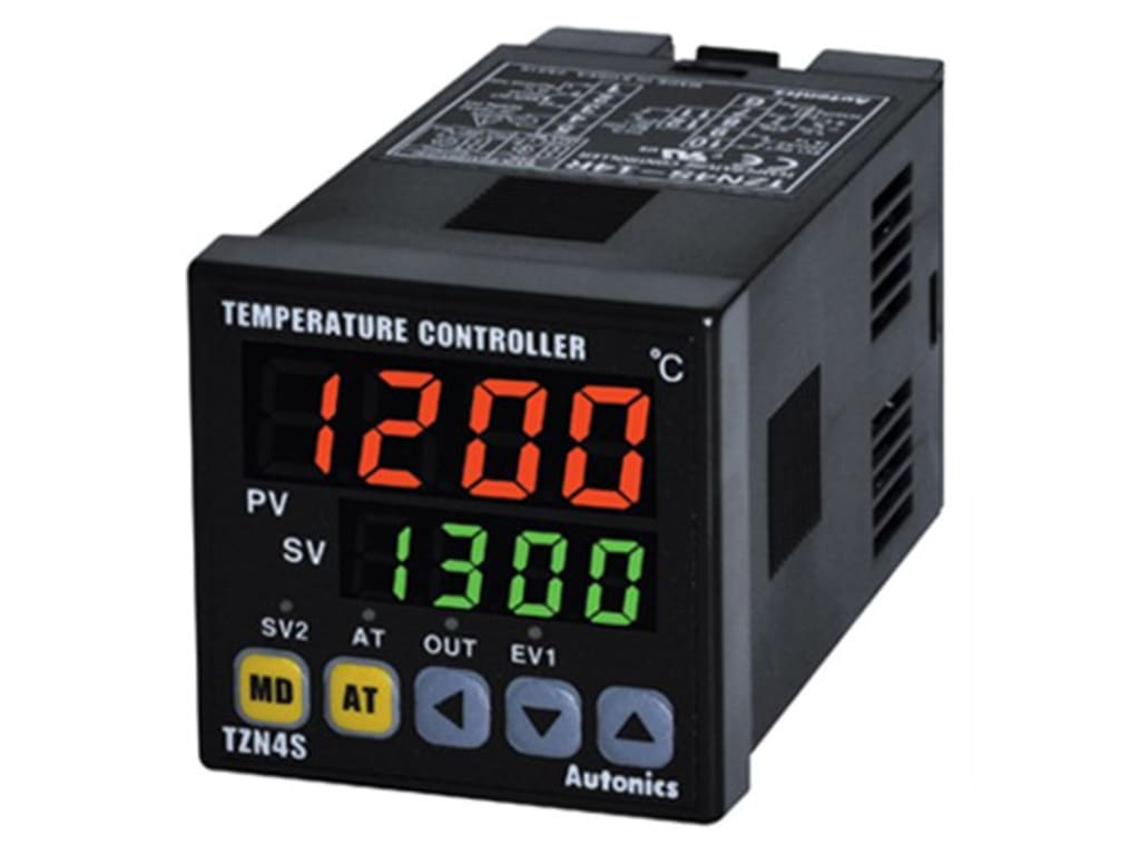 hight resolution of autonics tzn temperature controllers series