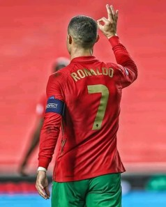 Cristiano Ronaldo has now won 101 games with Portugal, the third most in history