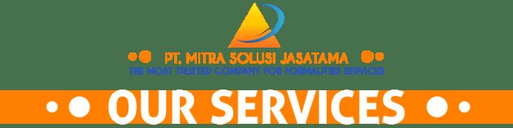 Our Services Jasa Kitas