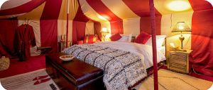 Luxury Berber Camp Merzouga