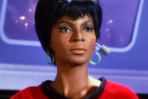 Star Trek Wallpaper Hd Star Trek S Nyota Uhura Futurism