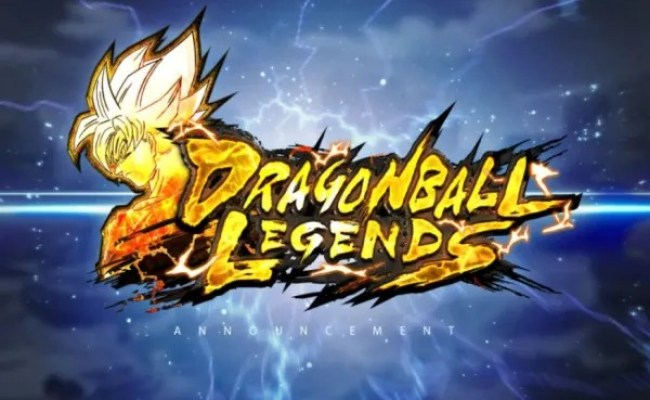 Dragon Ball Legends New Mobile Game Coming Soon Gamers