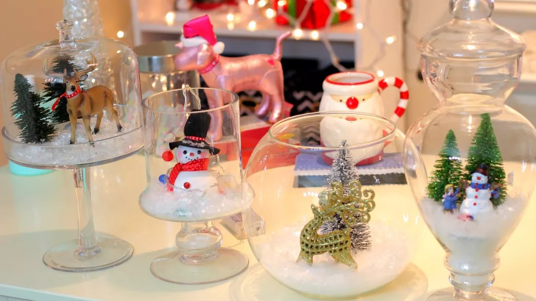 5 homemade christmas decorations