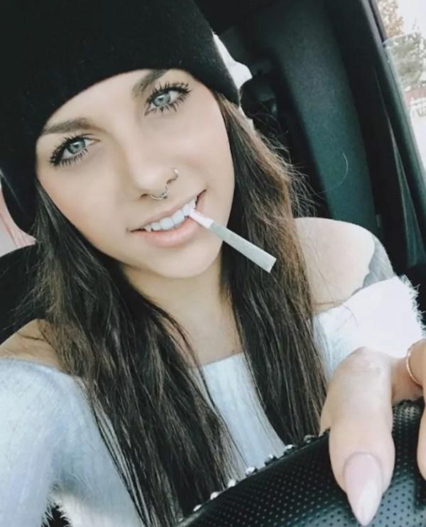 Hottest Cannabis Girls on Instagram Potent