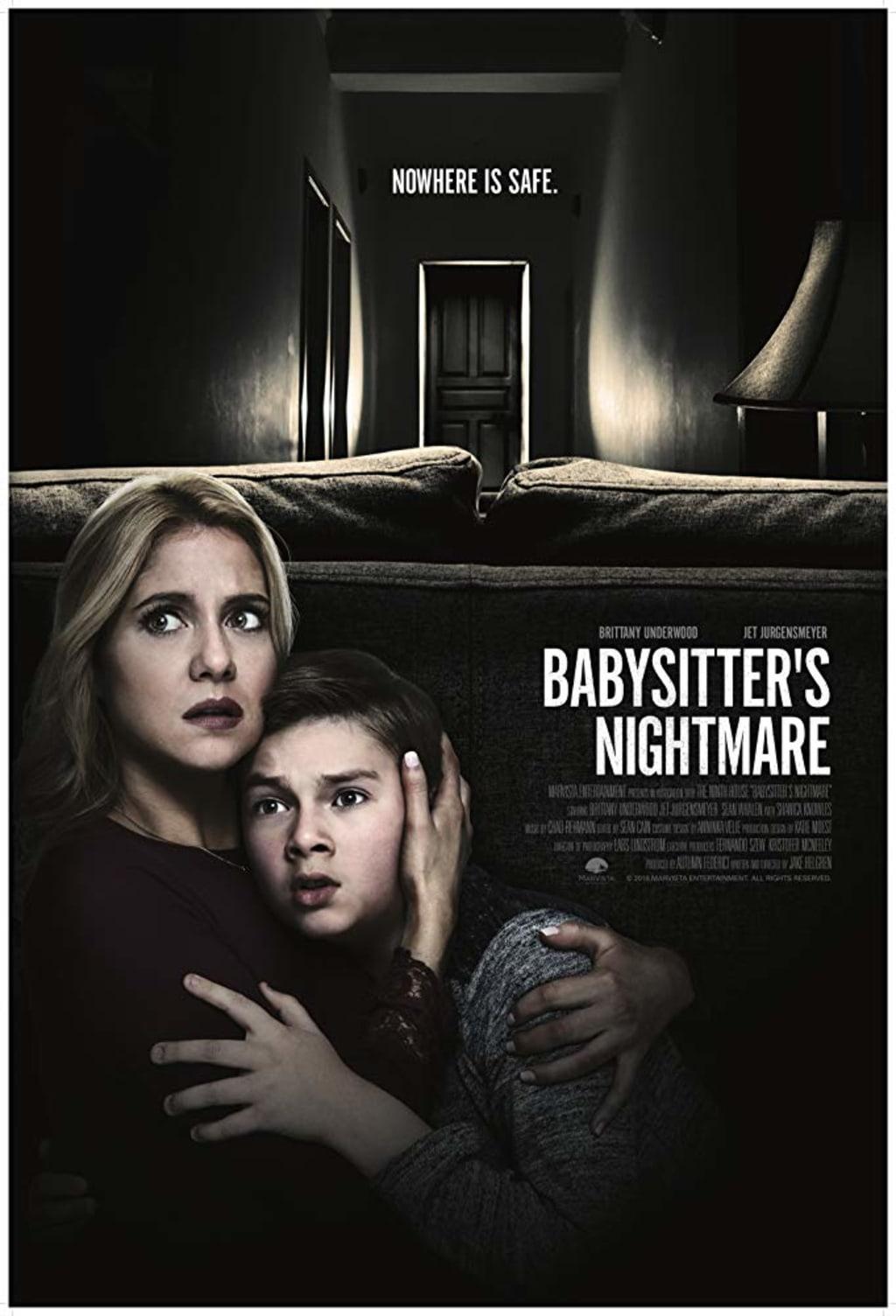 Stranger In The House Lifetime Movie : stranger, house, lifetime, movie, Lifetime, Review:, 'Babysitter's, Nightmare', Horror
