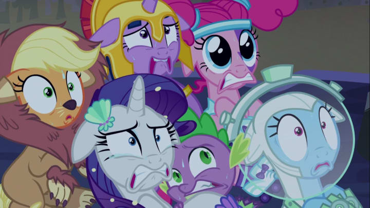 Halloween Worthy My Little Pony Episodes