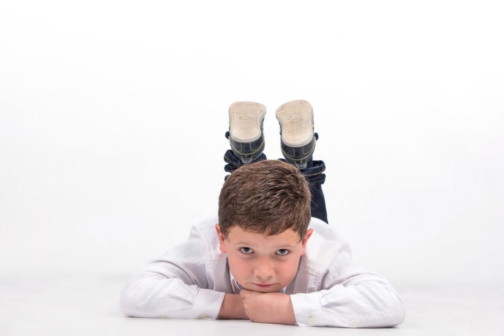 kidsfoto.es Sesión de fotografía familiar en estudio Zaragoza
