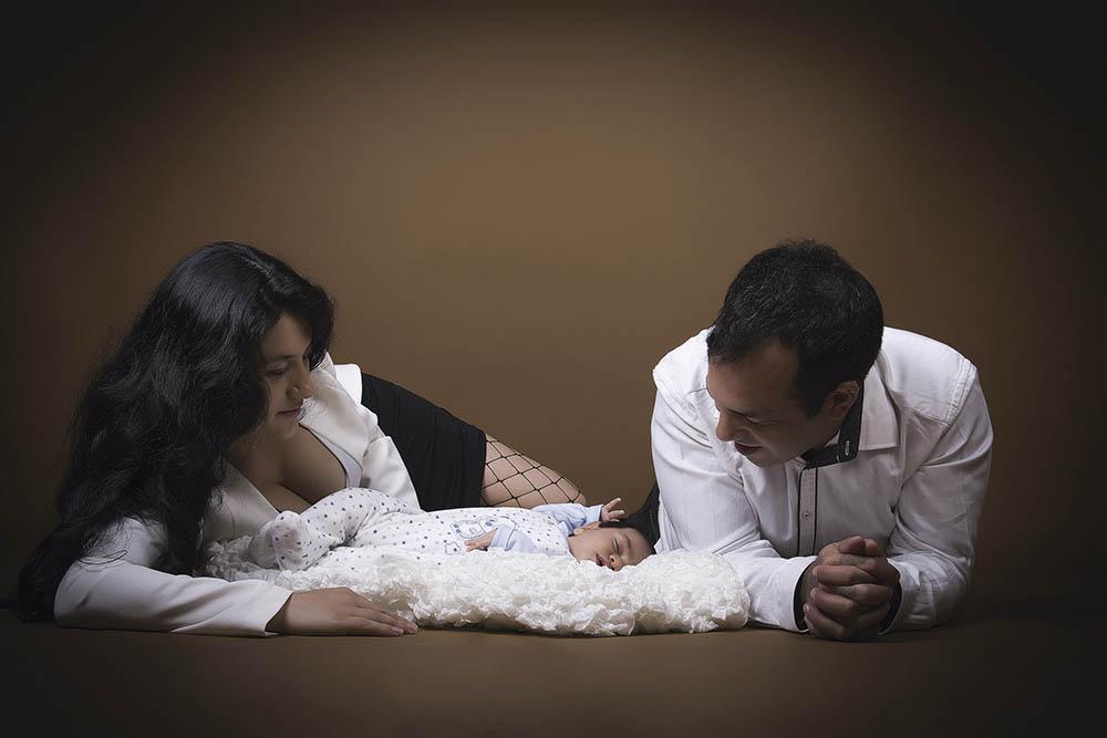 kidsfoto.es Fotografía Bebe/Newborn  Zaragoza Tierno y Delicado
