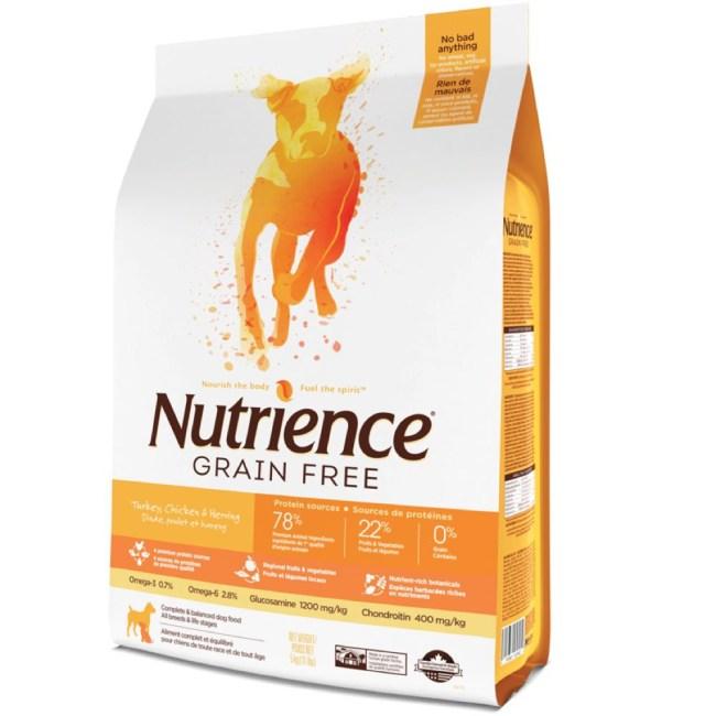 Nutrience Grain Free