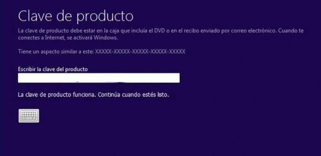 Ventana Clave De Productos Windows 10