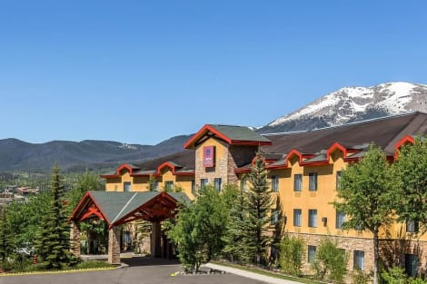 Best Western Ptarmigan Lodge Hotel Dillon From 90