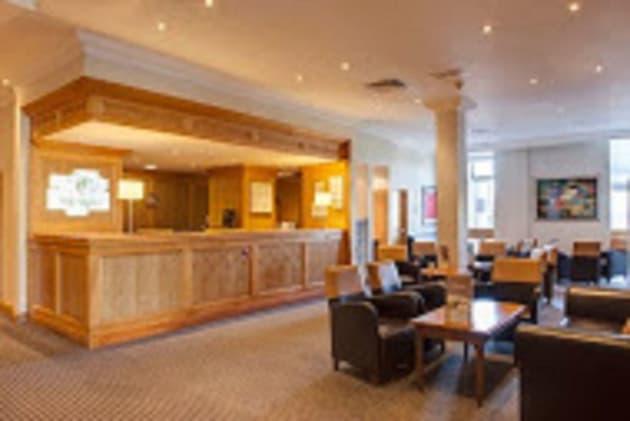 Holiday Inn Leeds Wakefield M1 Jct 40 Hotel Ossett From