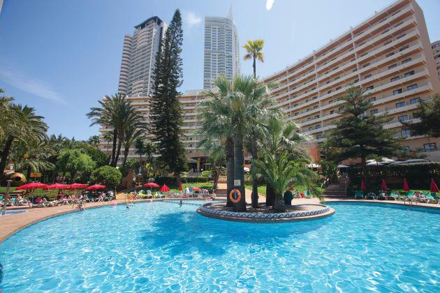 Palm Beach Hotel Benidorm desde 89  Rumbo