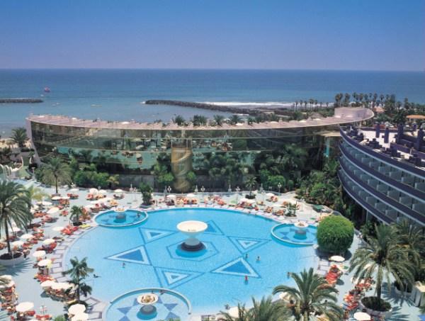 Mediterranean Palace Hotel (Playa de las Américas) from £ ...
