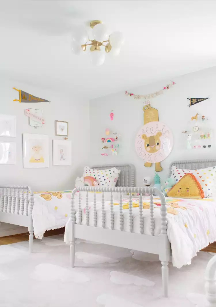 Shared Room Ideas For Three Girls Lay Baby Lay