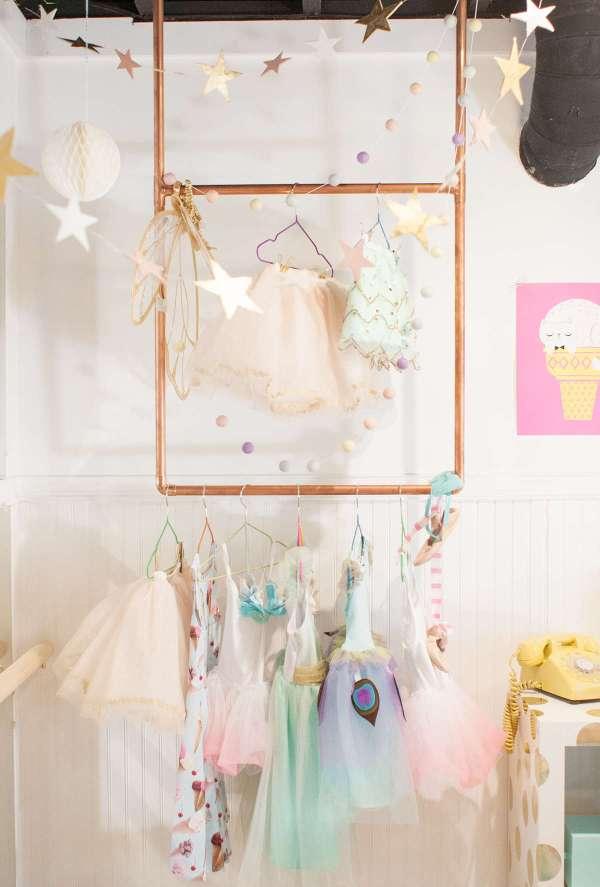 Diy Dress Rack - Lay Baby