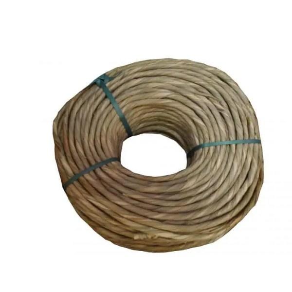 Paille naturelle bobine 1 kg