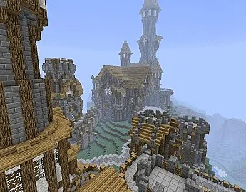 Top 8 Minecraft Castle Seeds With Downloadable Maps