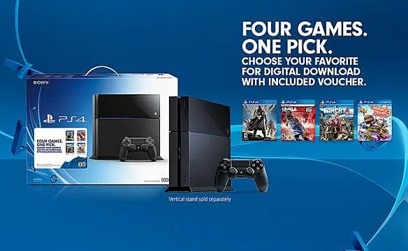 Walmart Offers PS4 Bundle With 50 Gift Card Little Big