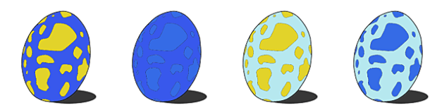 Great Baggi Egg Patterns and Locations Guide Monster Hunter Stories