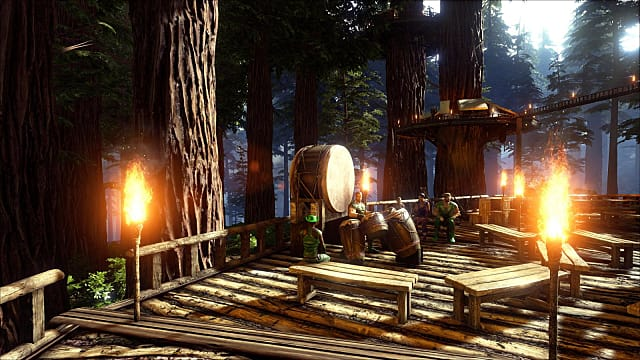 ARK Survival Evolved Guide How To Build Tribes And Why