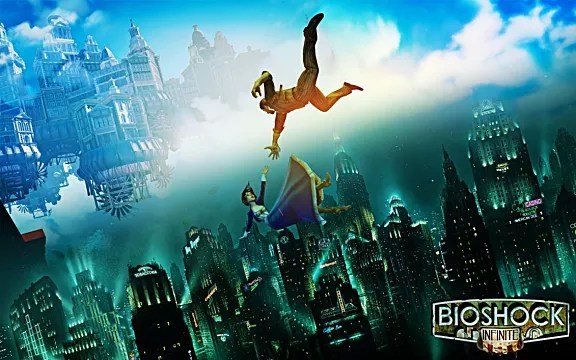 Falling Snow Live Wallpaper For Iphone What Can Bioshock Teach To Bioshock Infinite