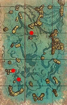 Resource Map Aberration : resource, aberration, Genesis, Resource, Location, Guide, Survival, Evolved