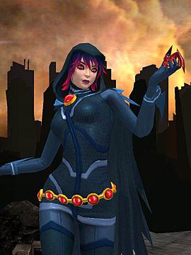 Power Girl Wallpaper Injustice Mobile Rebirth Raven Challenge Mode