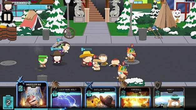 Jugando Smart South Park Phone Destroyer Consejos y trucos Guía para principiantes