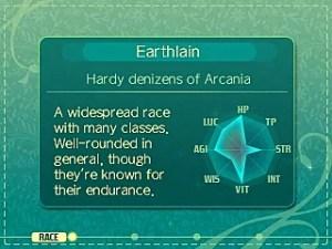 Estadísticas raciales de la Tierra Etrian Odyssey 5 Guía definitiva para construir fiestas y clases