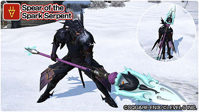 Final Fantasy XIV Yokai Watch Event And Weapons Guide