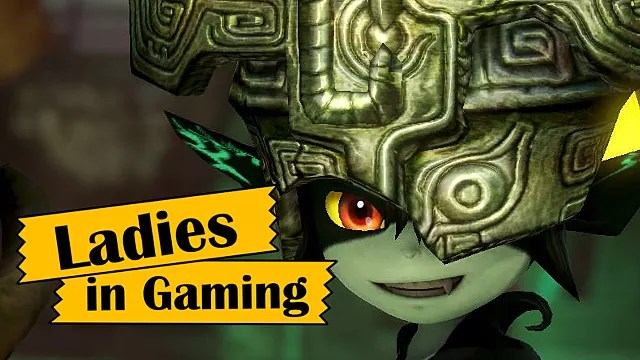 Ladies In Gaming Twilight Princess S Midna The Legend