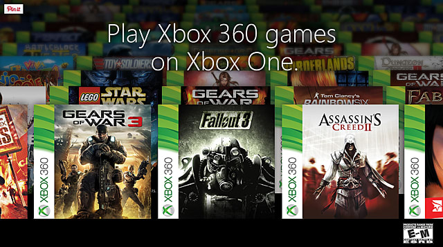 Official List Of All Backwards Compatible Xbox One Games