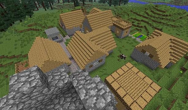 Ten More Minecraft Seeds With Villages Minecraft