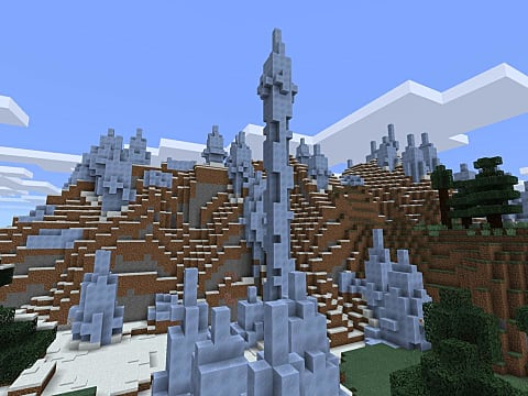 The 20 Best Minecraft PE Seeds For Building Projects Great Locations Tons Of Resources