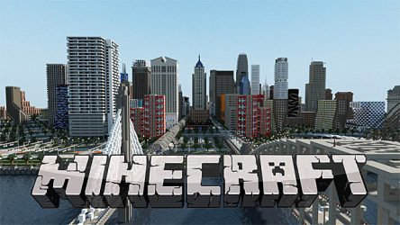 Top 8 Big City Minecraft Seeds With Downloadable Maps Minecraft