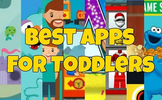 Best Android Games For Toddlers With No Ads Or In App