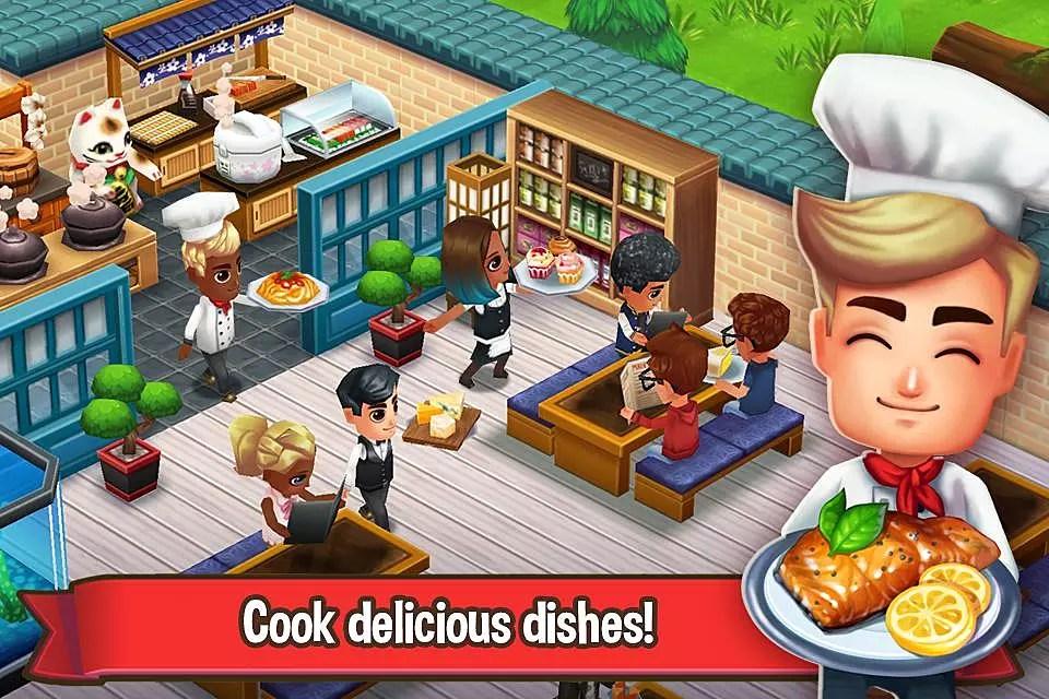 Best Restaurant Games Free Online