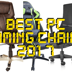 Best Gaming Chairs Hanging Chair Hammock The 10 For Pc Gamers In 2017