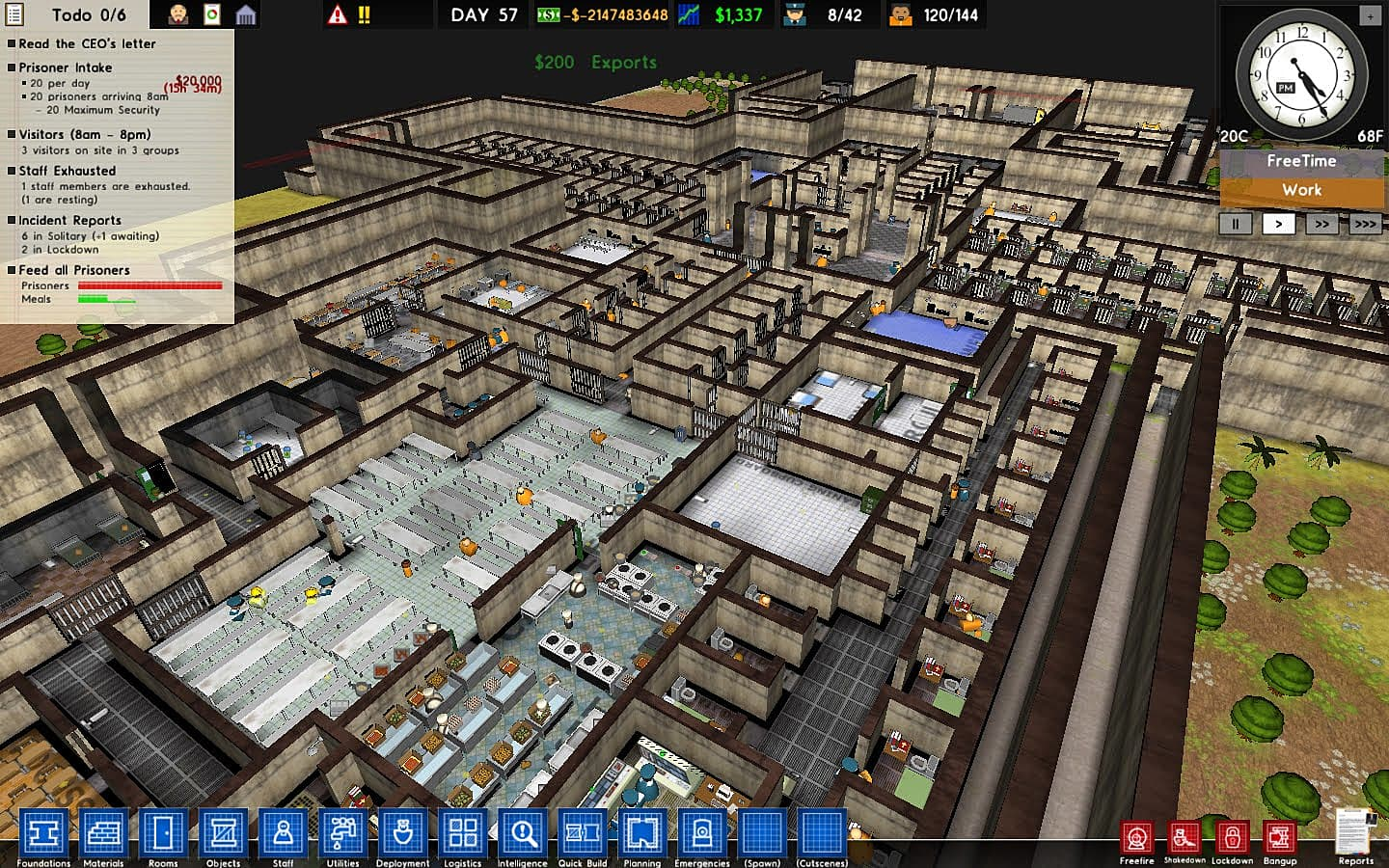 Ten Of The Best Mods For Prison Architect 20 Slide 12