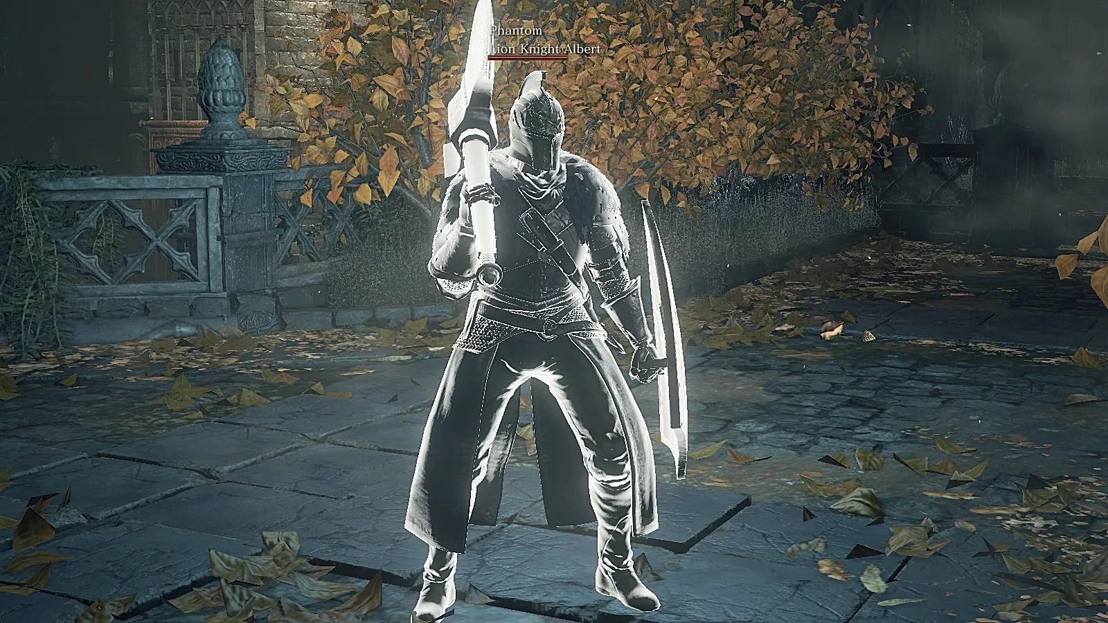 Dark Sets All Souls Armor 2