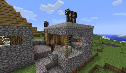 10 Best Minecraft Seeds Exclusively for the PS4 Minecraft