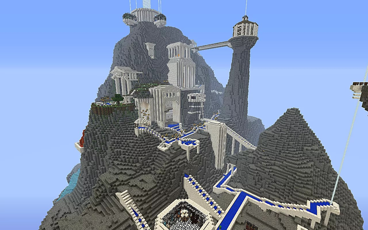 10 Minecraft Seeds Exclusively For The PS4 Minecraft