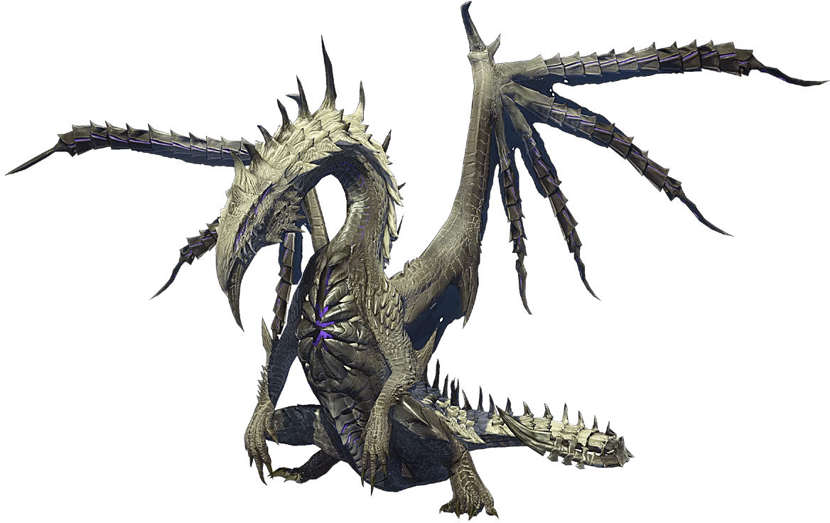MHOnline 20 Expansion Teases New Exclusive Elder Dragon
