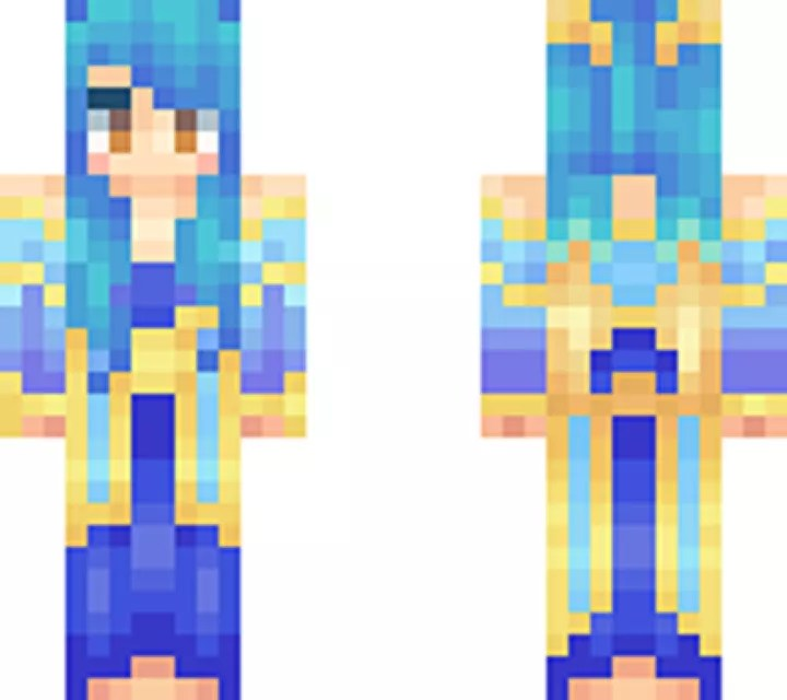 Minecraft Girl Skins that are Awesome