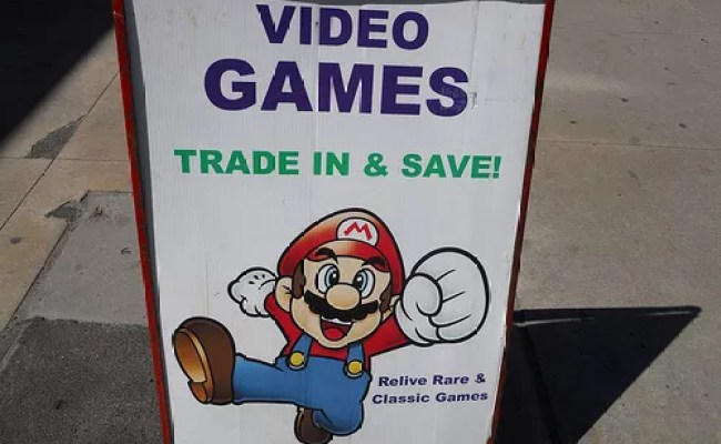 Walmart Video Game Trade In Won T Hurt Gamestop Here S Why