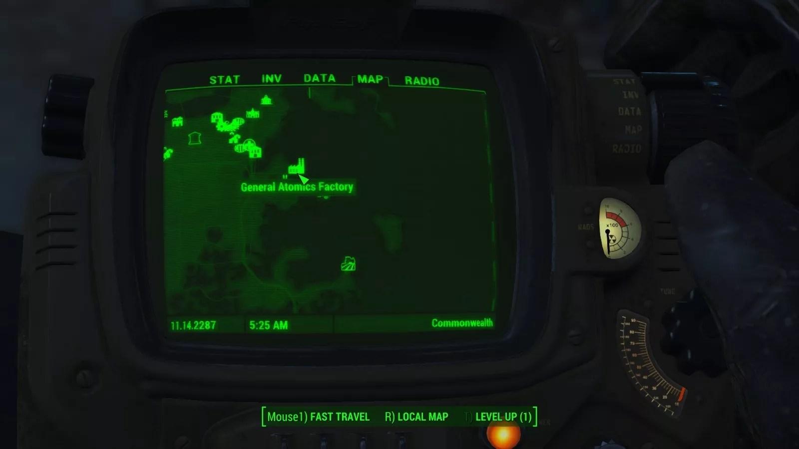 Fallout 4 Automatron Quest Guide