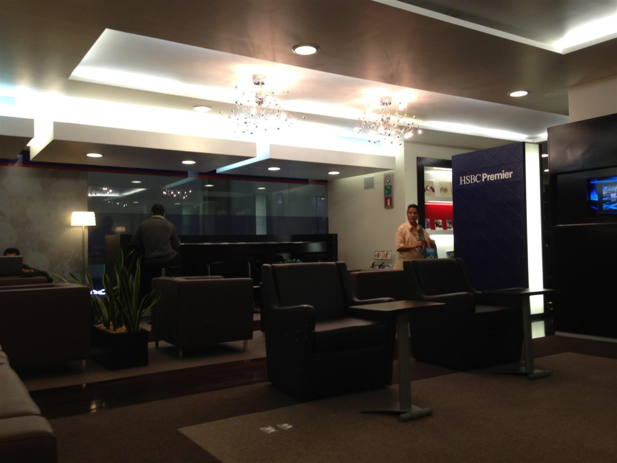 Mex Hsbc Premier Lounge Reviews Photos Terminal 2 Mexico